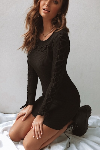 Auckland Dress - Black