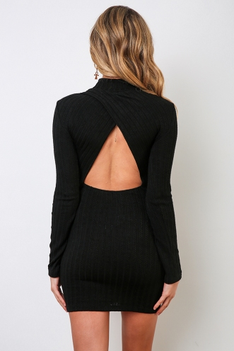 Marny Dress - Black