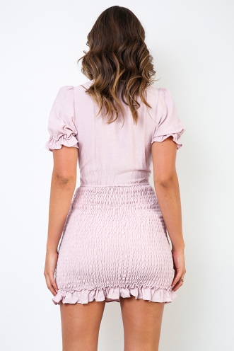 Keepsake Dress - Pink