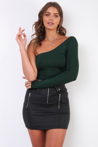 Yazzmin Top - Green