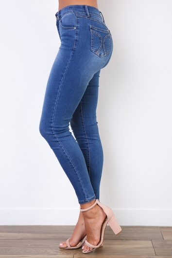 Hope Jeans - Mid Blue