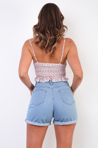 Candy Top - Mix White