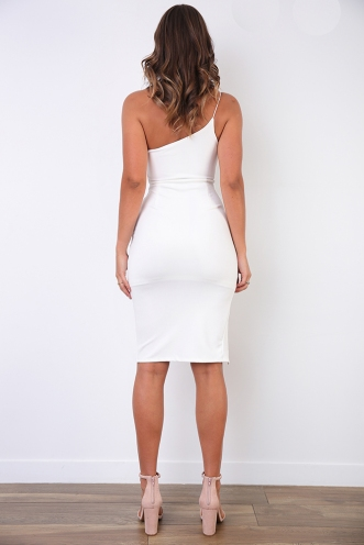 Farryn Dress - White