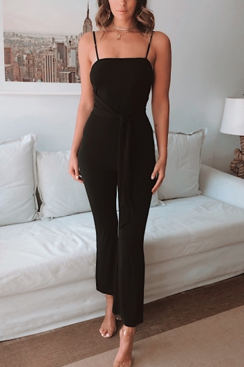Katie Jumpsuit - Black