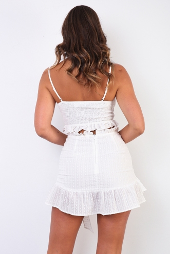 Candy Top - White