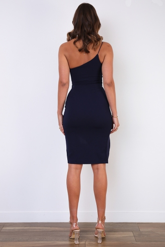 Farryn Dress - Navy