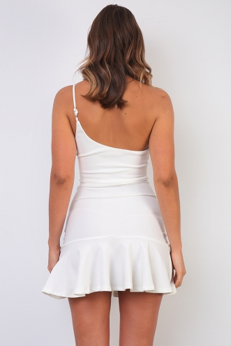 Casey James Dress- White