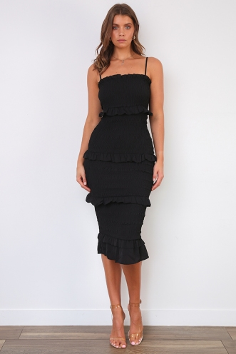 Dee Dress - Black