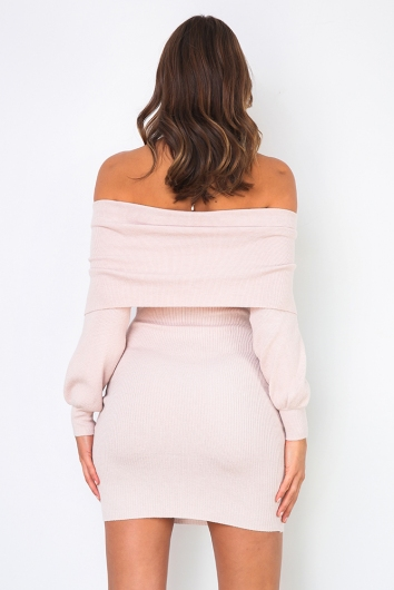 Kiana Dress - Blush