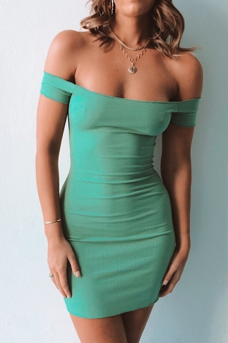Daphne Dress - Green