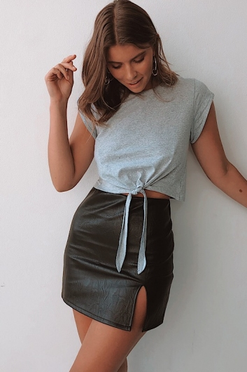Chanra Skirt - Black