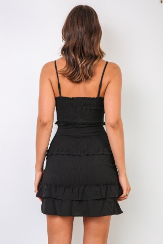 Chesney Dress - Black
