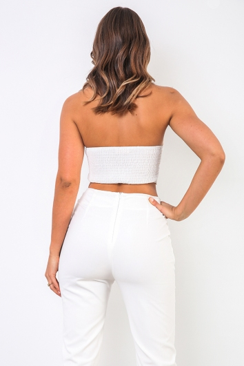 Caitlyn Top - White