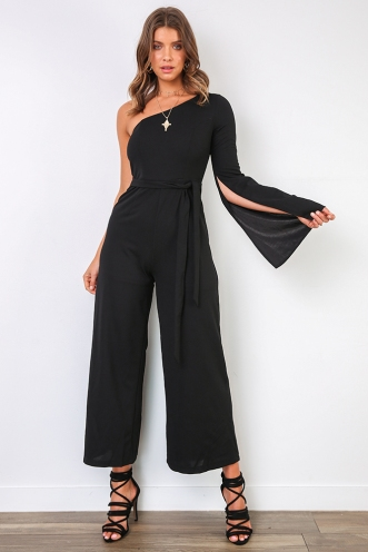 Camilla Jumpsuit - Black