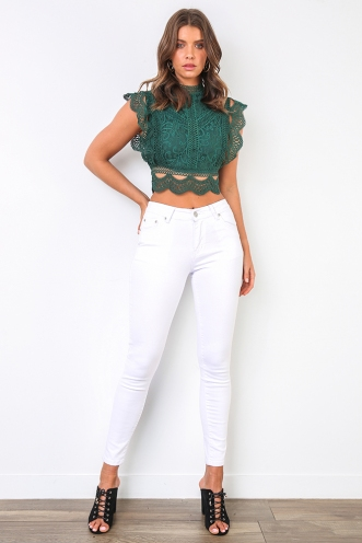 Briar Top - Forest Green