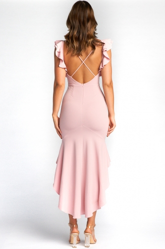 Haylee Dress - Pink