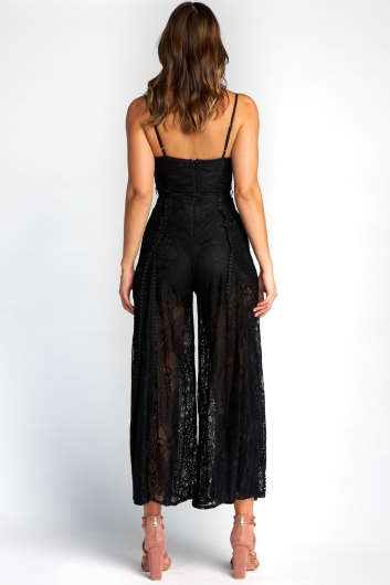 Shannyn Jumpsuit - Black
