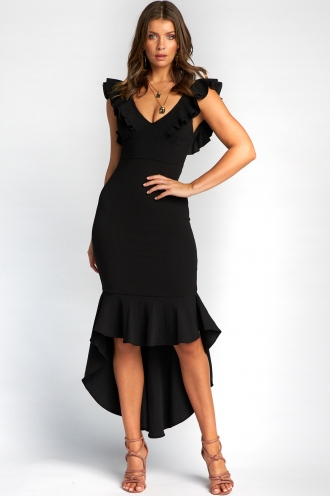 Haylee Dress - Black