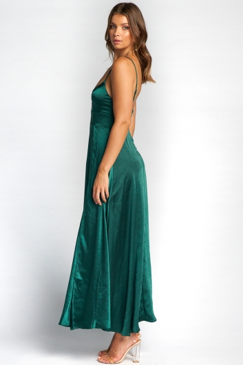 Gravity Dress - Green