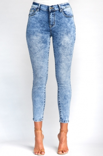 Shilo Jeans - Acid Wash