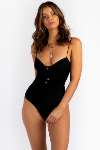 Remi Bodysuit - Black