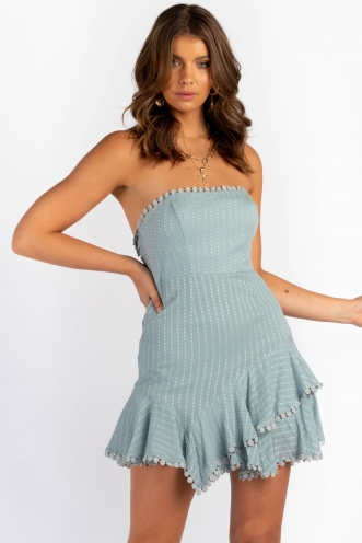 Brittney Dress - Sage