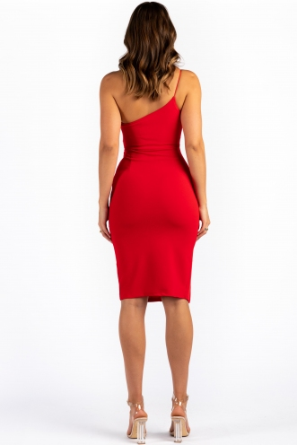 Farryn Dress - Red