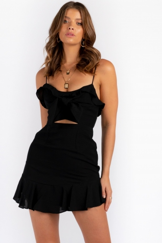 Shay Dress - Black