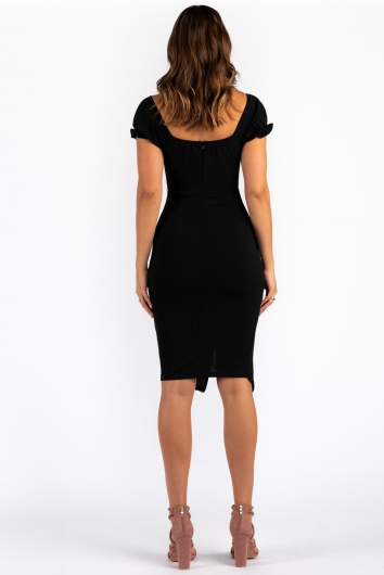 Jane Dress - Black