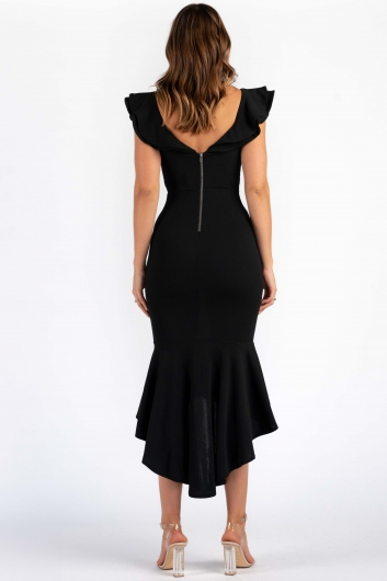 Fangirl Dress - Black