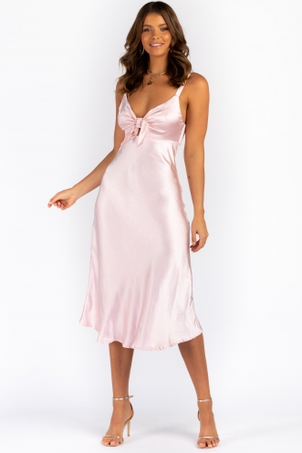 Cappadocia Sunset Dress - Pink