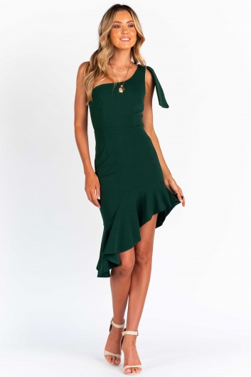 Unrequited Love Dress - Green