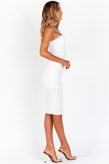 Better Than Ever Dress - White