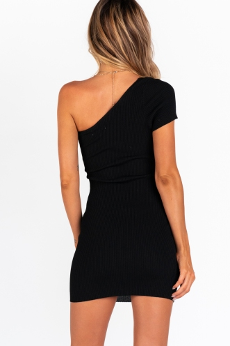 Always Worth It Dress - Black