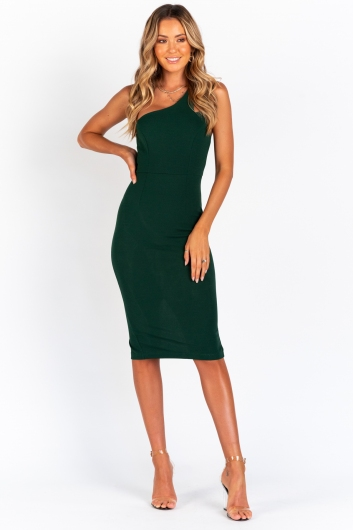 Better Than Ever Dress - Green