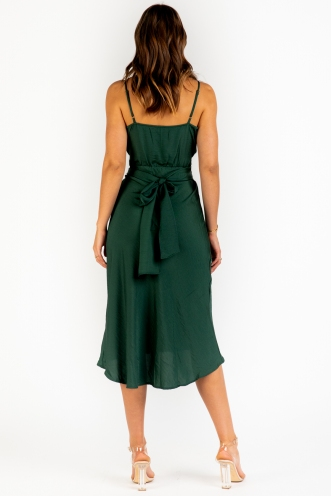 Luca Dress - Green
