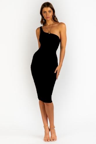 Lisa Dress - Black