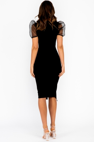 Jamaica Dress-Black