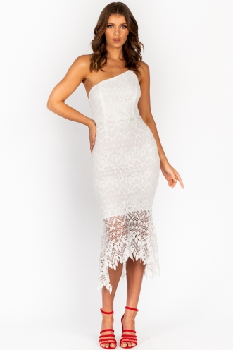 Ice Princess Dress - White