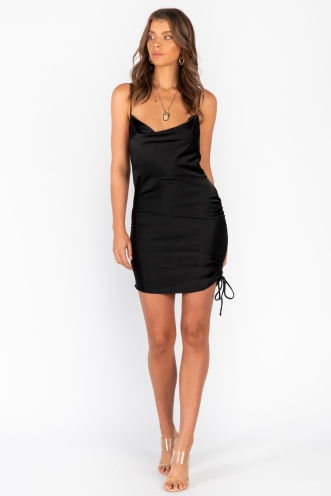 Pepperhart Dress Black