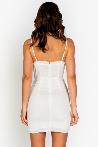 Willow Dress - White