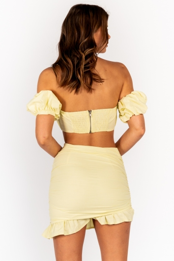 Ace Top Yellow