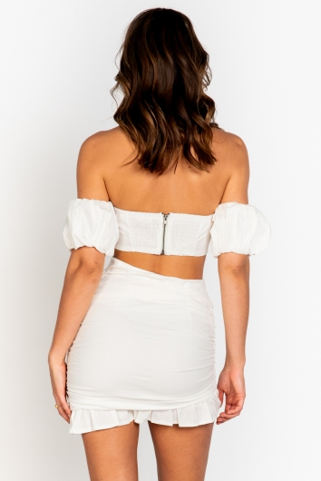 Ace Top White