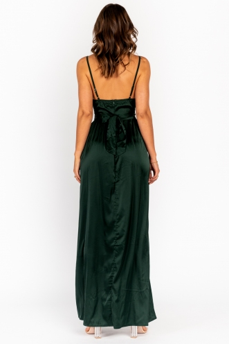 Indie Maxi Dress Green