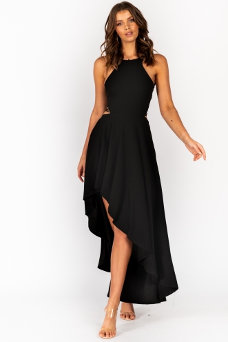 Killer Queen Dress Black