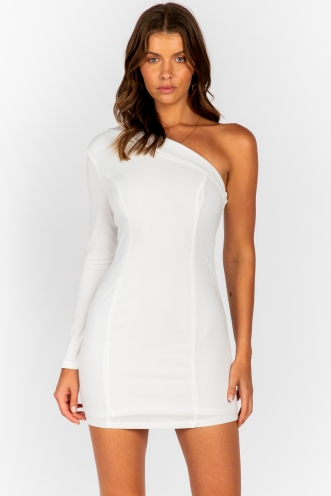 Make A Vow Dress - White