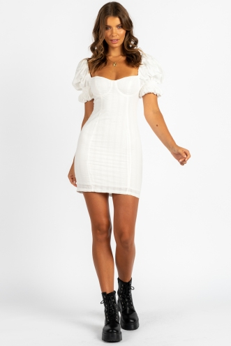Typical Dress White
