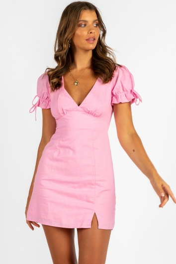 Number One Dress Pink