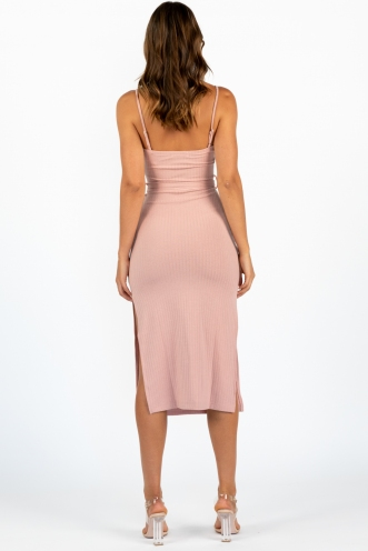 Sharl Dress Pink