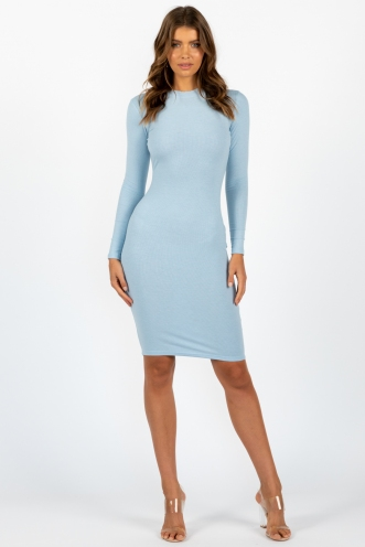 Robin Dress Baby Blue